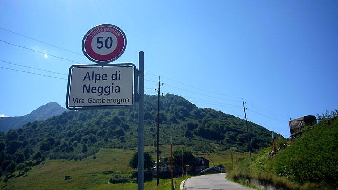 Foto Alpe di Neggia